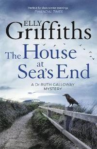 bokomslag The House at Sea's End
