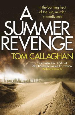 bokomslag Summer revenge - an inspector akyl borubaev thriller (3)