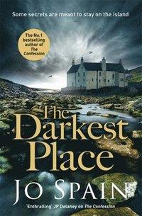 bokomslag The Darkest Place: (An Inspector Tom Reynolds Mystery Book 4)