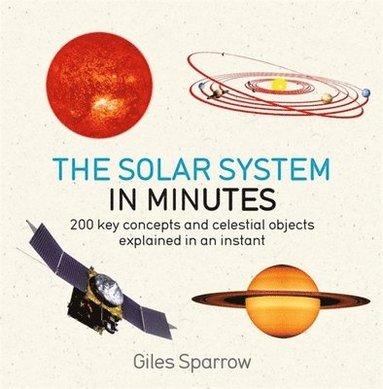 bokomslag Solar System in Minutes