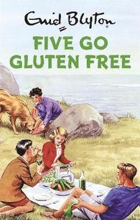 bokomslag Five go gluten free