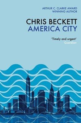 bokomslag America City
