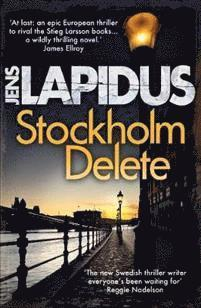 bokomslag Stockholm Delete