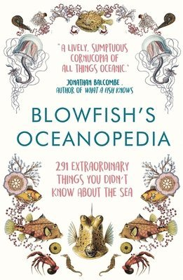 bokomslag Blowfish's Oceanopedia: 291 Extraordinary Things You Didn't Know About the Sea