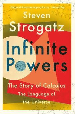 bokomslag Infinite Powers: The Story of Calculus - The Language of the Universe
