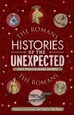 bokomslag Histories of the Unexpected: The Romans