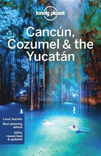 bokomslag Cancun, Cozumel & the Yucatan