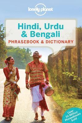 bokomslag Hindi, Urdu & Bengali Phrasebook & Dictionary