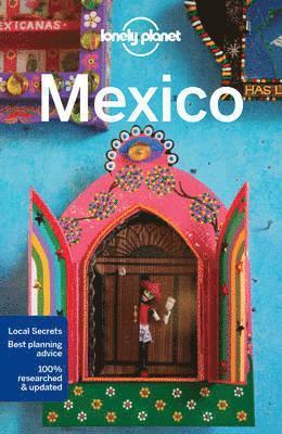 bokomslag Lonely Planet Mexico
