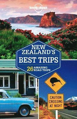 bokomslag Lonely Planet New Zealand's Best Trips