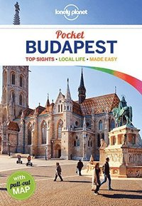 bokomslag Budapest Pocket