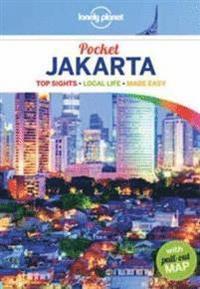 bokomslag Lonely Planet Pocket Jakarta