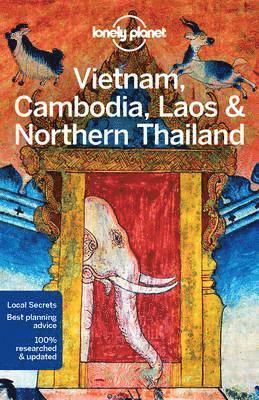 bokomslag Vietnam, Cambodia, Laos & Northern Thailand