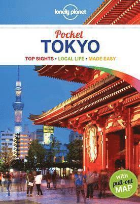 bokomslag Pocket Tokyo