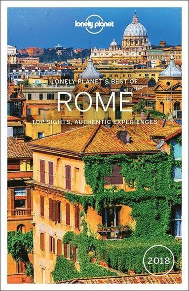 bokomslag Best of Rome 2018
