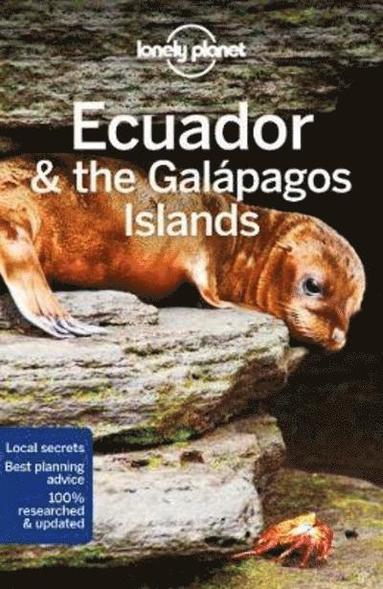 bokomslag Ecuador & the Galapagos Islands
