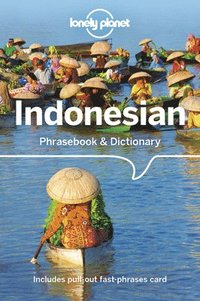 bokomslag Indonesian phrasebook
