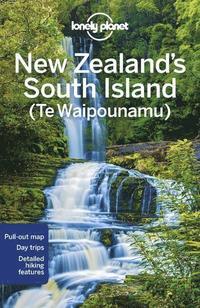 bokomslag New Zealand's South Island
