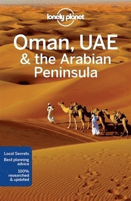 bokomslag Lonely Planet Oman, UAE &; Arabian Peninsula