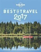 bokomslag Lonely Planet's Best in Travel 2017
