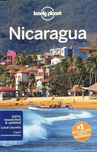 bokomslag Lonely Planet Nicaragua