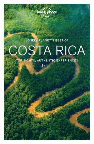 bokomslag Best of Costa Rica