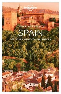 bokomslag Best of Spain