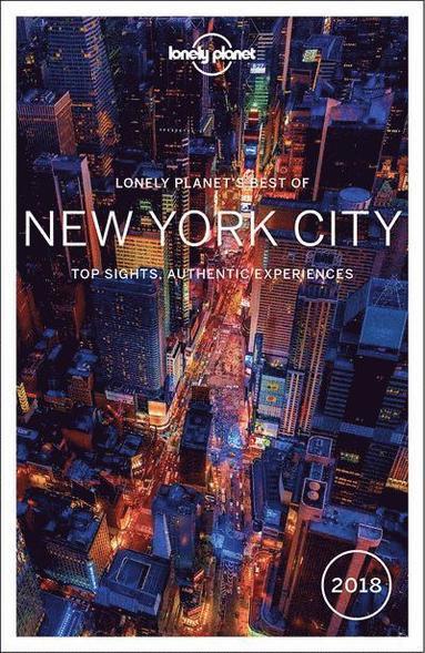 bokomslag Best of New York City 2018