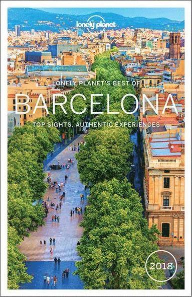 bokomslag Best of Barcelona 2018