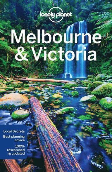bokomslag Melbourne & Victoria