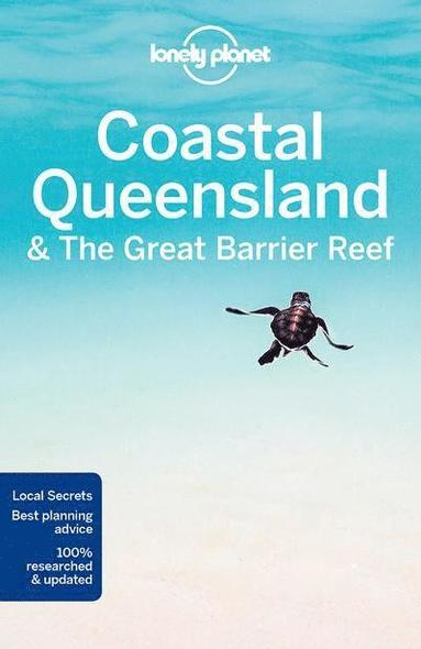 bokomslag Queensland & the Great Barrier Reef