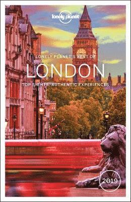 bokomslag Best of London 2019