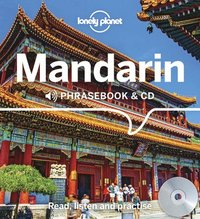 bokomslag Mandarin Phrasebook and Audio CD