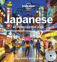 bokomslag Japanese Phrasebook and Audio CD