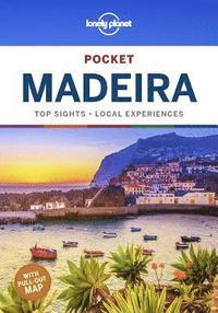 bokomslag Madeira Pocket Guide