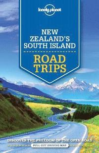 bokomslag Lonely Planet New Zealand's South Island Road Trips