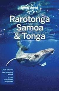 bokomslag Lonely Planet Rarotonga, Samoa &; Tonga