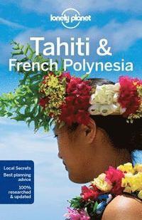 bokomslag Tahiti & French Polynesia