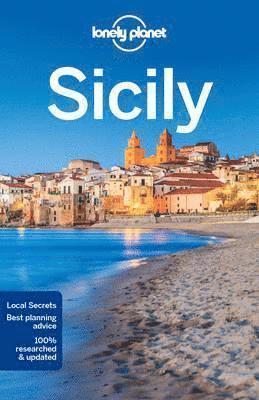 bokomslag Lonely Planet Sicily
