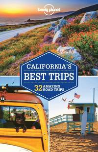 bokomslag California's Best Trips
