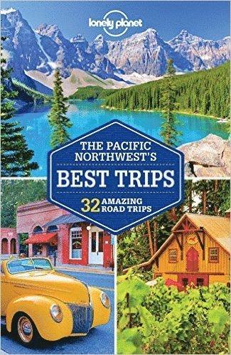 bokomslag Pacific Northwests Best Trips