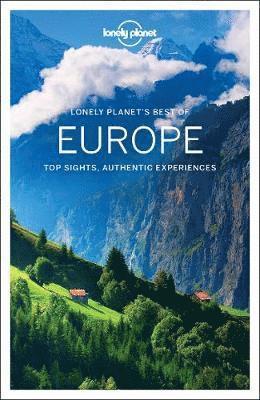 bokomslag Best of Europe