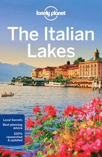 bokomslag Lonely Planet The Italian Lakes