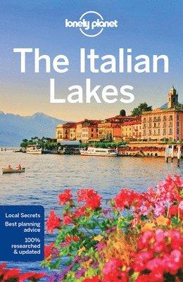 bokomslag The Italian Lakes