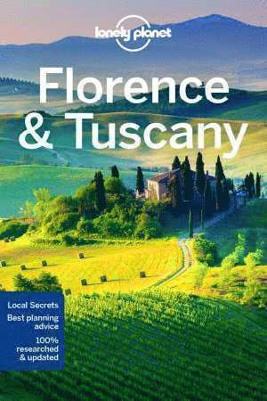 bokomslag Florence & Tuscany