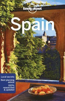 bokomslag Spain