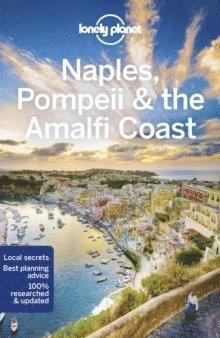 bokomslag Naples Pompeii & the Amalfi Coast
