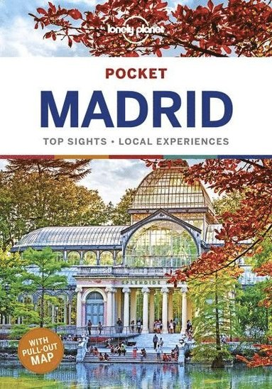bokomslag Madrid Pocket