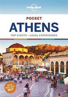 bokomslag Athens Pocket
