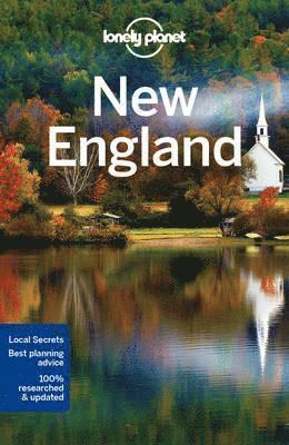bokomslag Lonely Planet New England